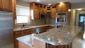 Ancient Villa granite countertops for your kitchen
