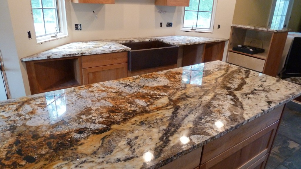 Options for Kitchen Countertops The Granite Guy Granite Countertop ...