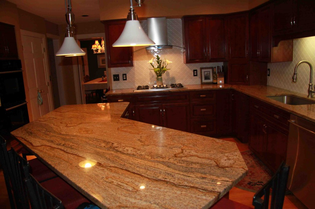 How To Measure For Kitchen Counters The Granite Guy