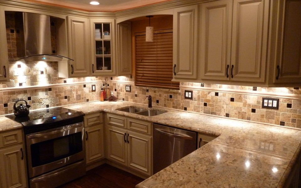 traditional powell countertops quartz kitchen columbus by ohio photo