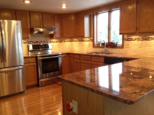 Captivating Granite Countertops In Columbus Ohio