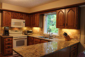 granite guy countertop job