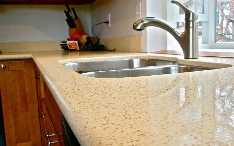 Quartz Kitchen Countertops in Delaware, Ohio