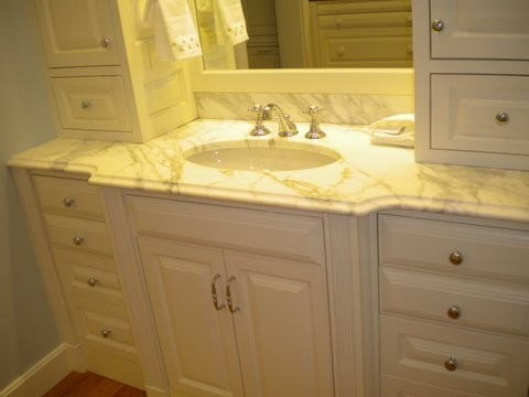 Bathroom Remodeling With Quality Marble Countertops The