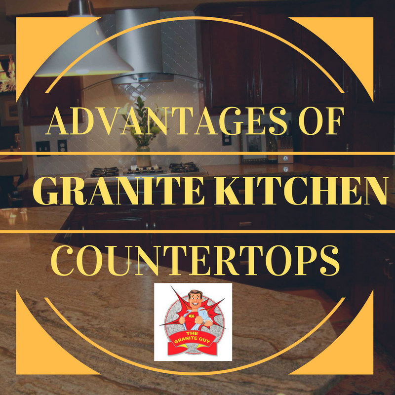Advantages of Granite Kitchen Countertops