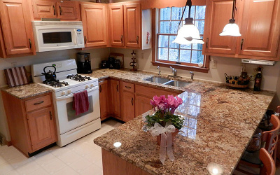 granite countertops - Granite Kitchen Countertops