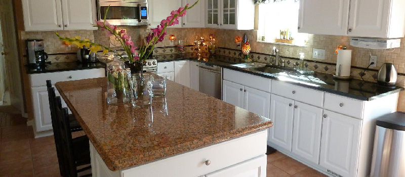 Make A Statement With Your Kitchen Countertops
