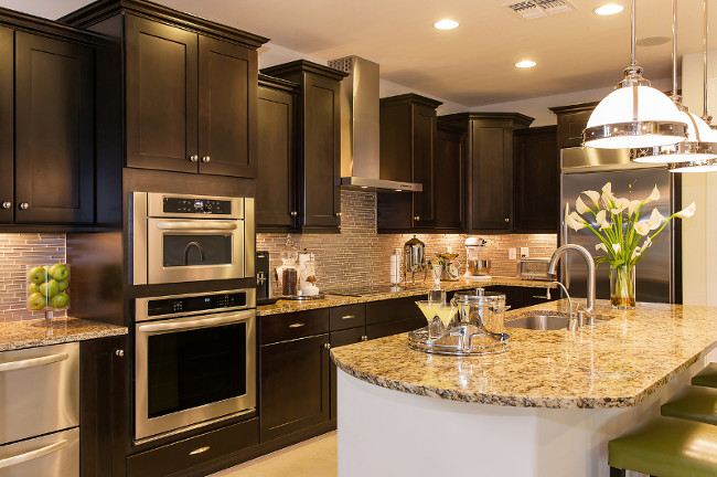 Tips for Matching Granite and Cabinetry