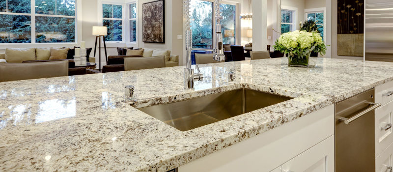 High-End Granite Countertops in Columbus, Ohio