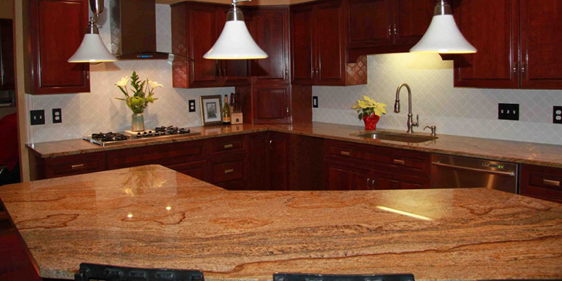 Quartz Kitchen Countertops in Grove City, Ohio