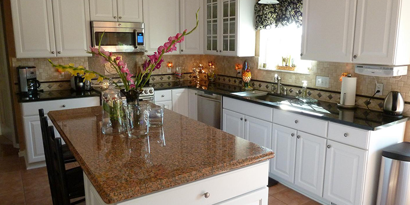 High-End Granite Countertops in Westerville, OH