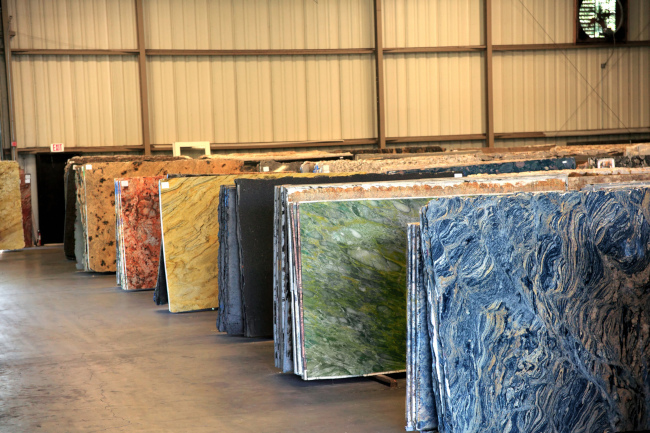 Why Granite Countertops Should Start with the Slab