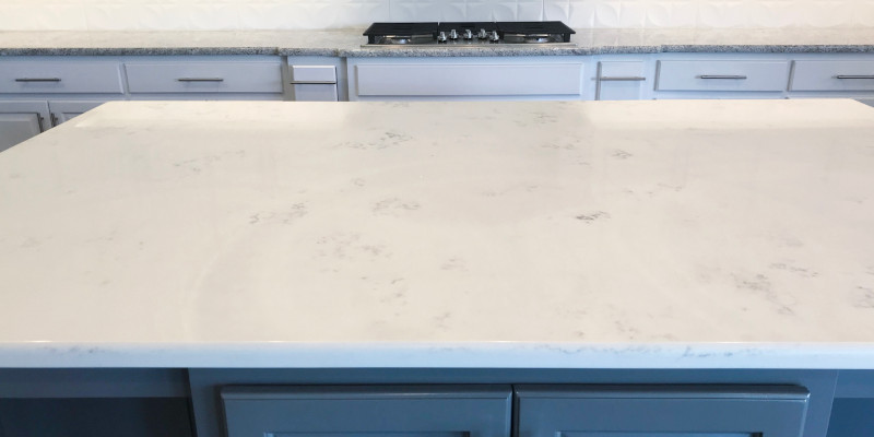 Quartzite Kitchen Countertops in Columbus, Ohio