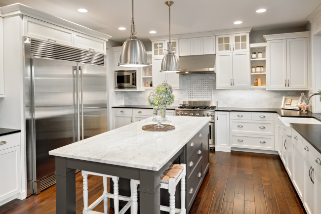 Transform Your Kitchen With Quality Kitchen Countertops