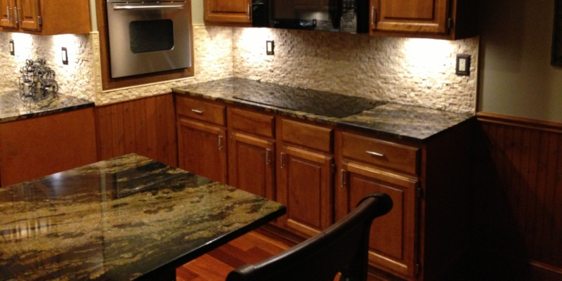 Granite Countertop Cost in Grove City, Ohio