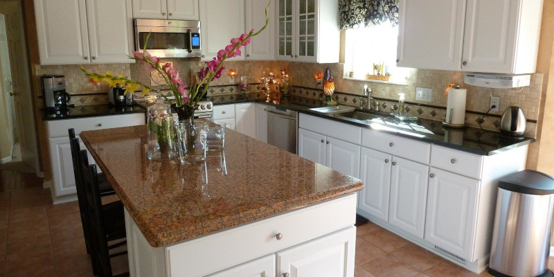 High-End Countertops in Grove City, Ohio