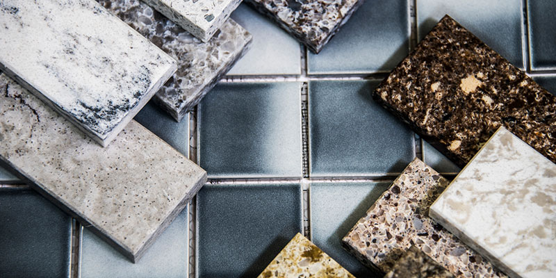 Granite and quartz countertops have their similarities and differences