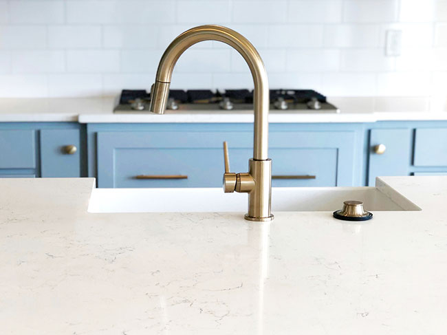 Brighten Things Up in Your Home with Quartz Counters