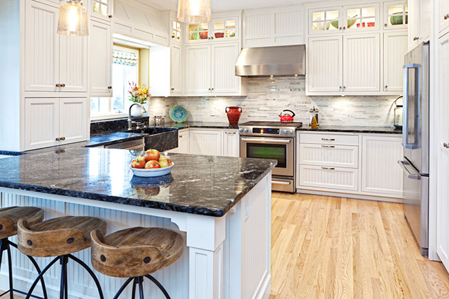 Change Things Up in The Kitchen with New Kitchen Countertops